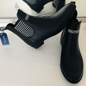 NWT Nautica Rain Boots